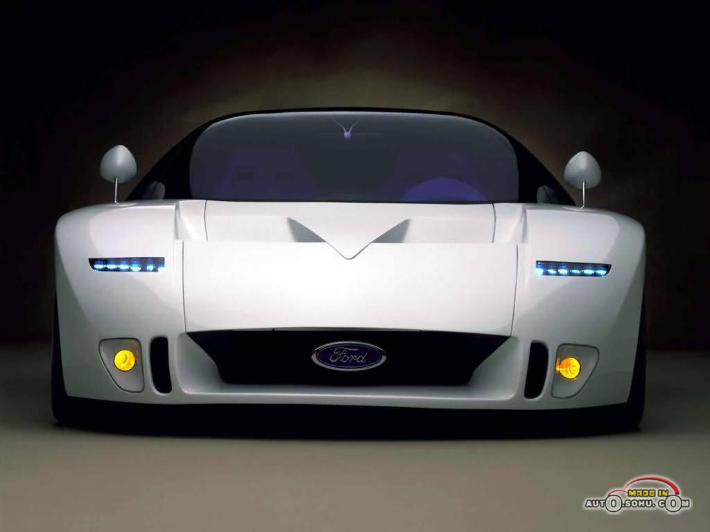 重贴Ford GT90