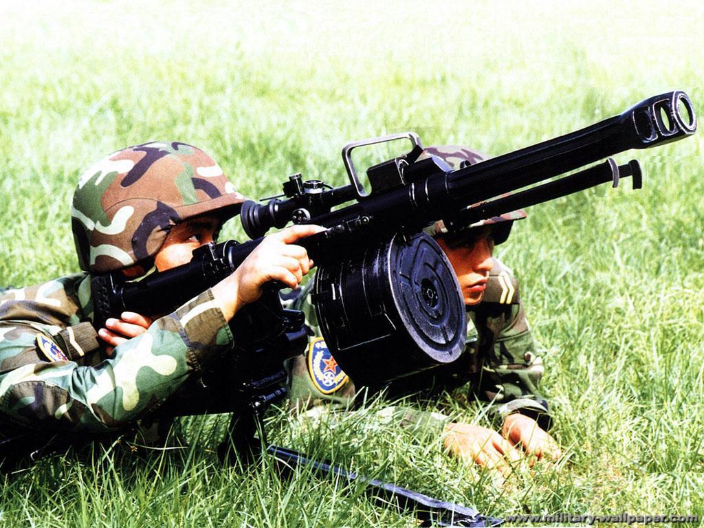 中国人民解放军 单兵装备