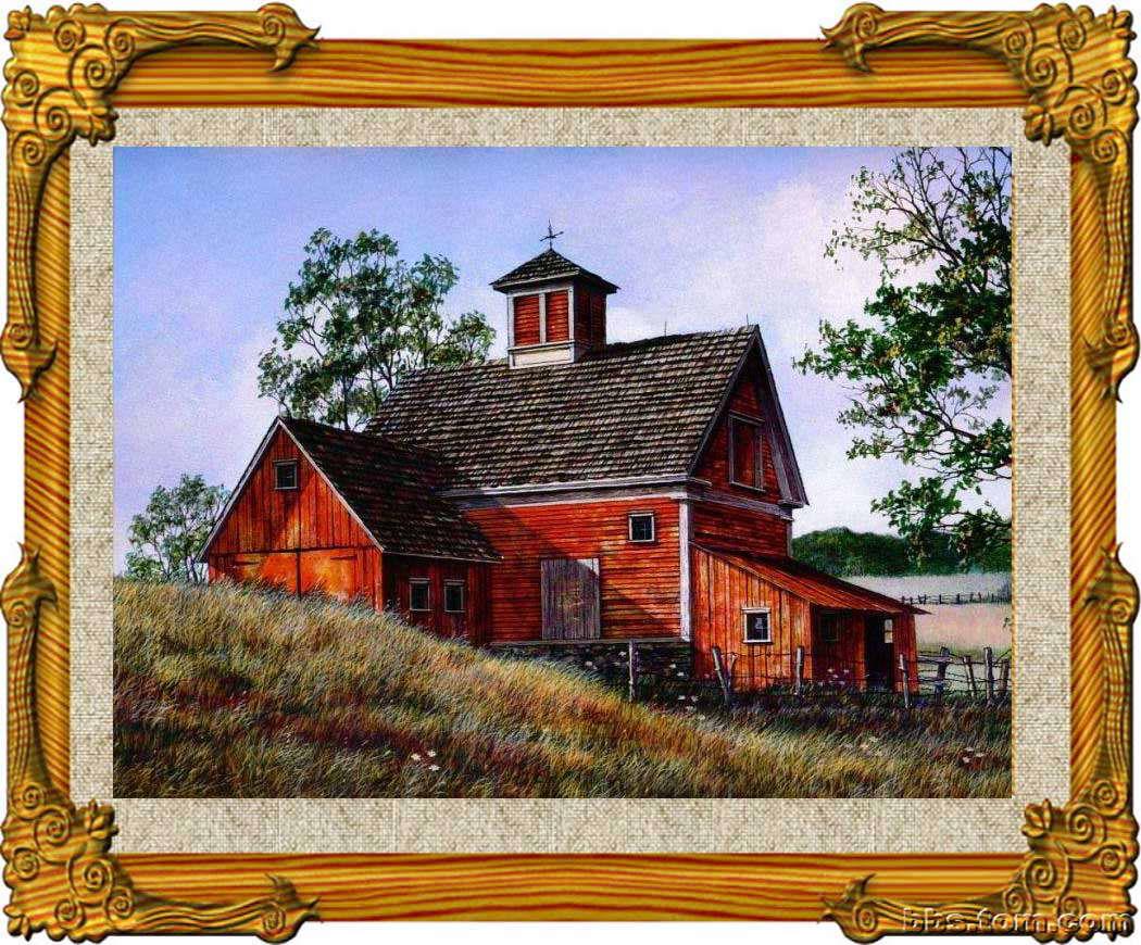 白雪公主的小木屋