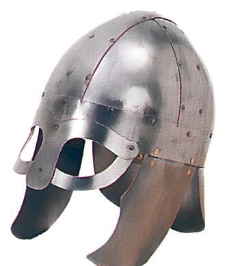 罗马头盔矢量图