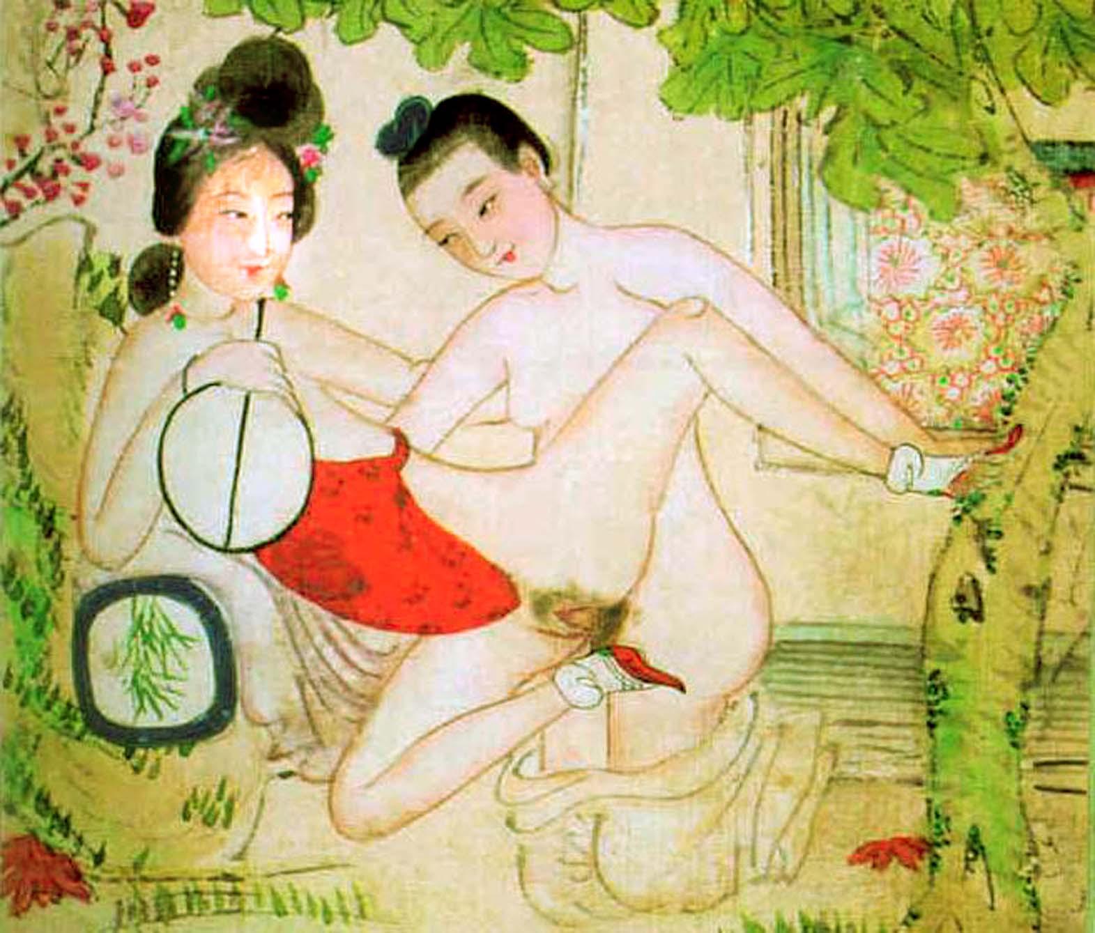 奇技淫巧——古代性教育图画 - hubao.an - hubao.an的博客