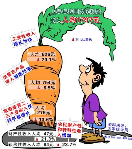 金字塔背后的中国社会各阶层透视