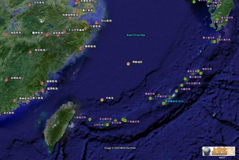 日本自卫队基地 军事贴图