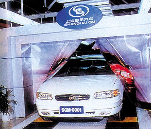 1998年12月17日,第一辆上海别克新世纪世界下线,轿车上最大的汽车瑞虎7耀尊版图片